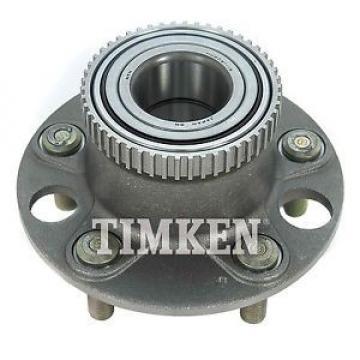 Timken  512008 Rear Hub Assembly