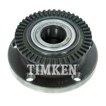 Timken  512231 Rear Hub Assembly