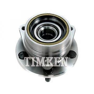 Timken  513107 Front Hub Assembly