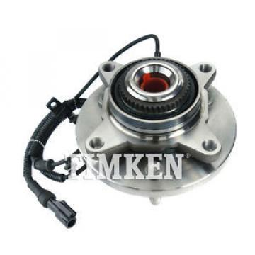 Timken  SP550214 Front Hub Assembly