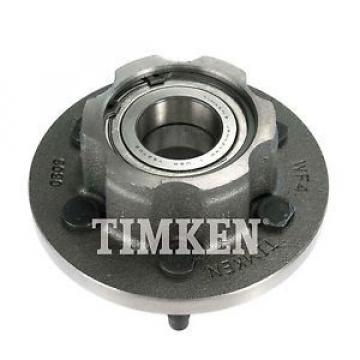 Timken  HA599528 Front Hub Assembly