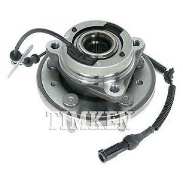 Timken  HA590025 Front Hub Assembly