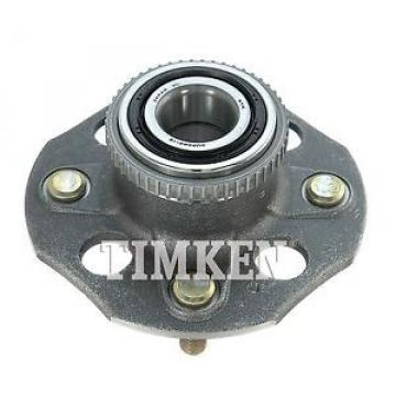 Timken  512020 Rear Hub Assembly