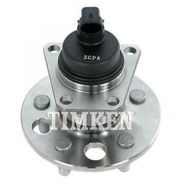 Timken  512001 Rear Hub Assembly