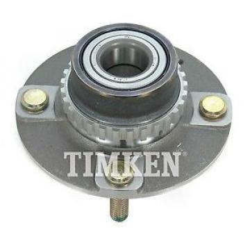 Timken  512027 Rear Hub Assembly
