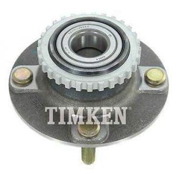 Timken  512160 Rear Hub Assembly