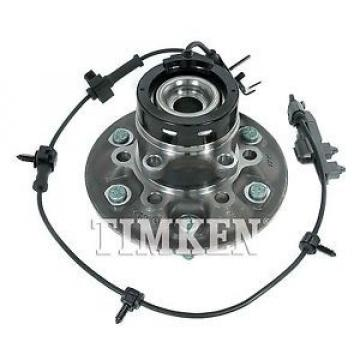 Timken  HA590053 Front Hub Assembly