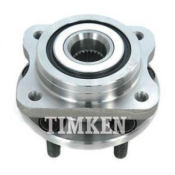 Timken  513075 Front Hub Assembly