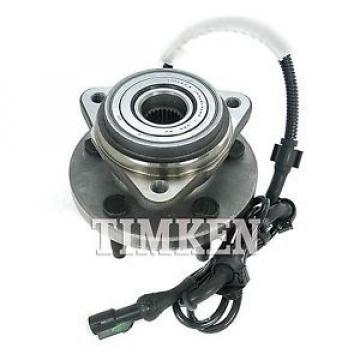 Timken  SP450202 Front Hub Assembly