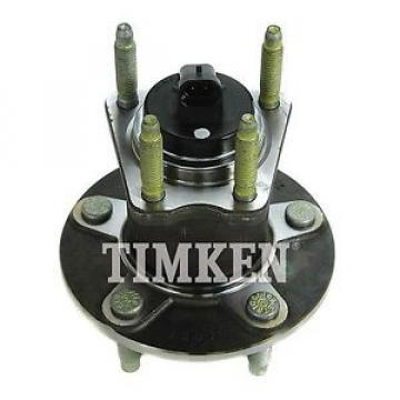 Timken  HA590080 Rear Hub Assembly