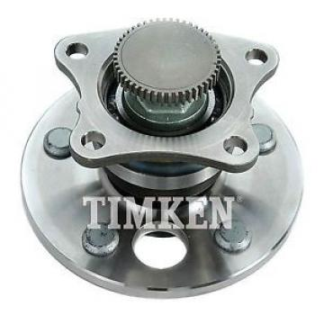 Timken  HA590370 Rear Hub Assembly