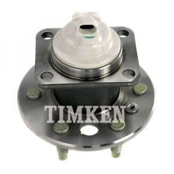Timken  HA590116 Rear Hub Assembly