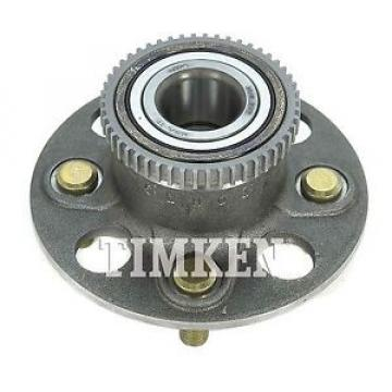 Timken  512175 Rear Hub Assembly