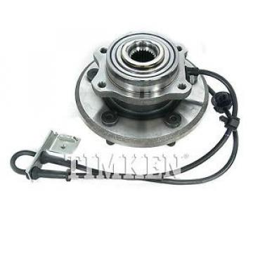 Timken  HA590208 Front Hub Assembly