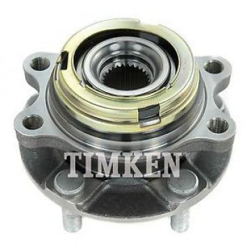 Timken  HA590125 Front Hub Assembly