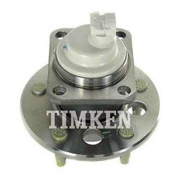 Timken  512237 Rear Hub Assembly