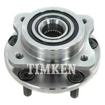 Timken  513123 Front Hub Assembly