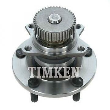 Timken  HA590306 Rear Hub Assembly