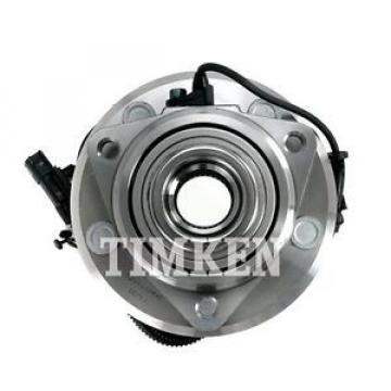 Timken  Front Wheel and Hub Assembly Part #HA590242