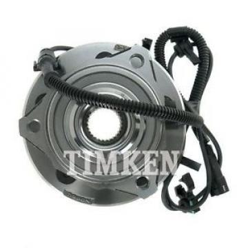 Timken  Front Wheel and Hub Assembly Part #HA599455L