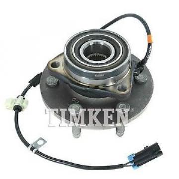 Timken Wheel and Hub Assembly Front Right SP550309 2003-2005 GMC Safari