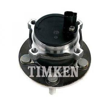 Timken Wheel and Hub Assembly Rear HA590322 fits 04-11 Volvo S40