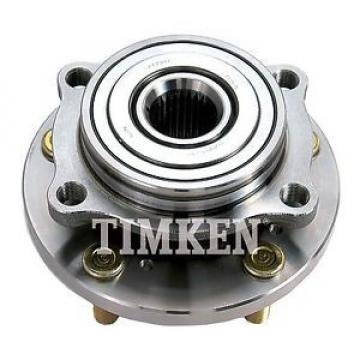 Timken  HA590177 Front Hub Assembly