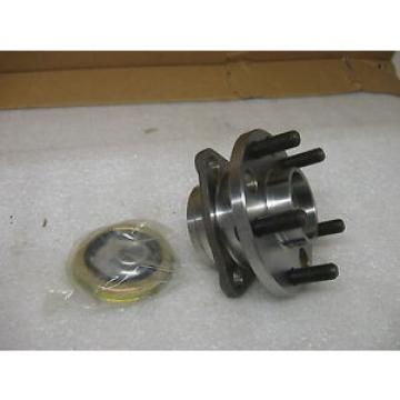 Timken Wheel and Hub Assembly – Axle and Hub Assembly, Front