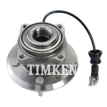 Timken  HA590264 Rear Hub Assembly