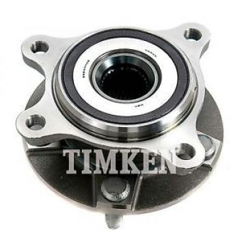 Timken  HA590139 Front Hub Assembly