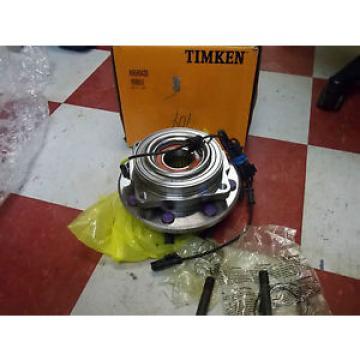 Timken  Wheel and Hub Assembly HA590435