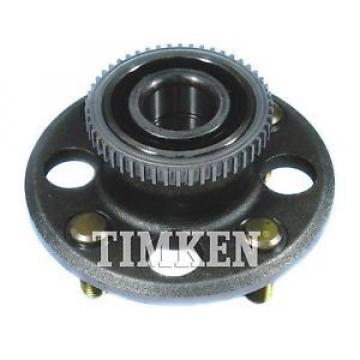 Timken  512042 Rear Hub Assembly