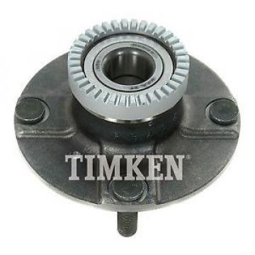 Timken  512204 Rear Hub Assembly