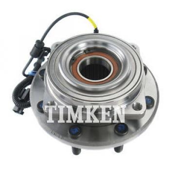 Timken  HA590437 Front Hub Assembly