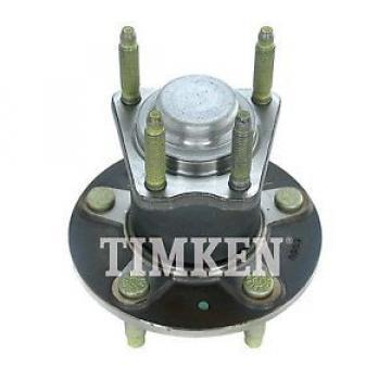 Timken  HA590089 Rear Hub Assembly