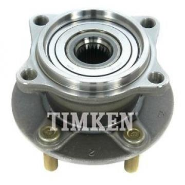 Timken  HA590120 Rear Hub Assembly