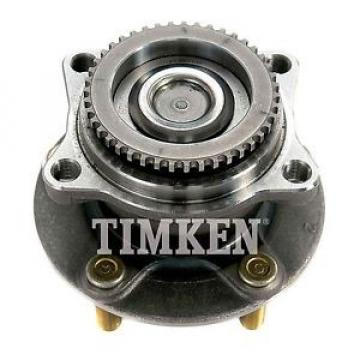 Timken  HA590143 Rear Hub Assembly