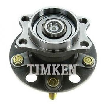 Timken  HA590221 Rear Hub Assembly