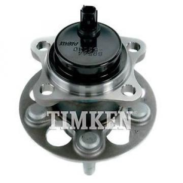 Timken  HA590365 Rear Hub Assembly