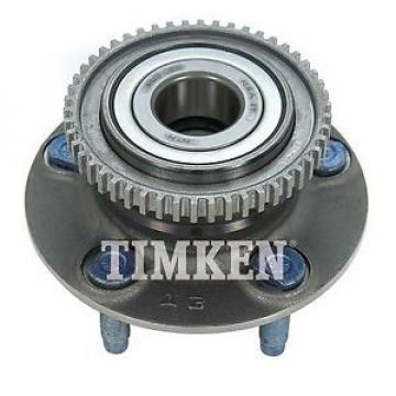 Timken  512149 Rear Hub Assembly