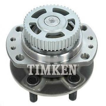 Timken  512155 Rear Hub Assembly