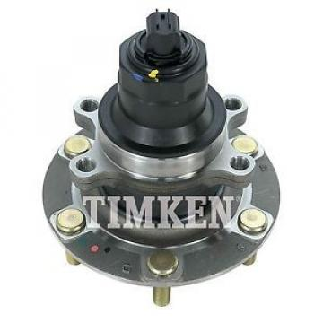 Timken  HA590653 Front Hub Assembly