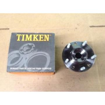 Timken  513013 Front Wheel Hub Assembly – Fits 79-93 Cadillac Buick