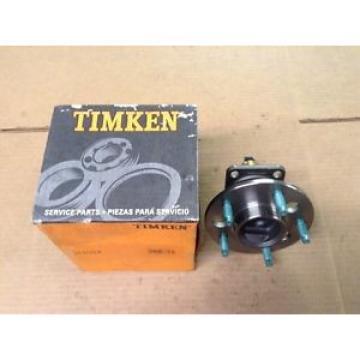 Timken  512004 Rear Wheel Hub Assembly – Fits 92-96 Chevrolet Pontiac