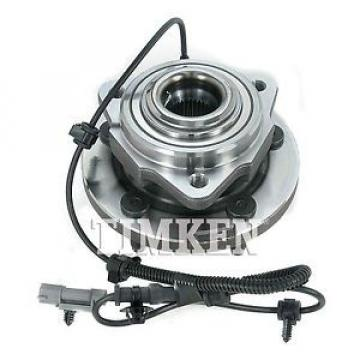 Timken  HA590036 Front Hub Assembly