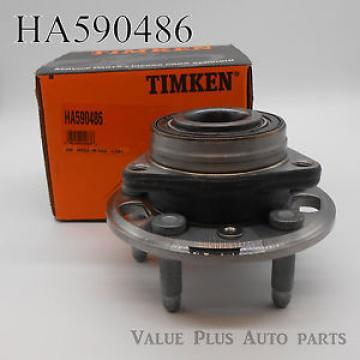 Timken  HA590486 Axle and Hub Assembly