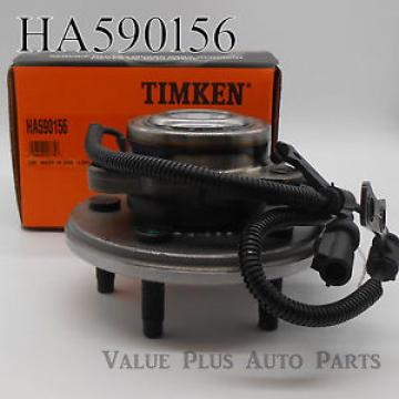 Timken  HA590046 Axle and Hub Assembly