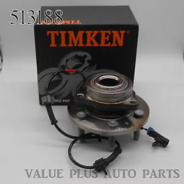 Timken  513188 HD Premium Axle and Hub Assembly