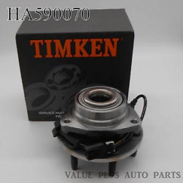 Timken  HA590070 Axle and Hub Assembly