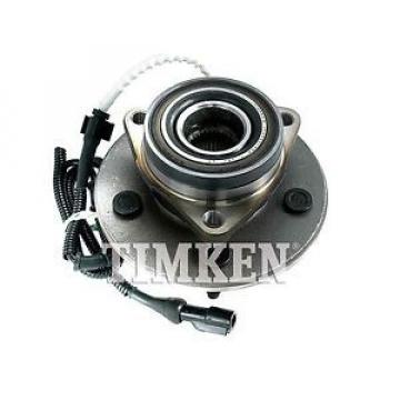Timken  SP550200 Front Hub Assembly